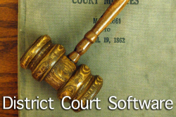 District Court Software