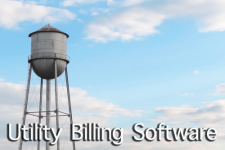 Utility Billing Software